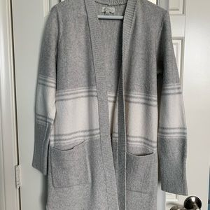 Comfy long sweater